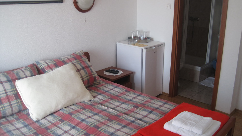 Pension Ribica Crikvenica rooms to let